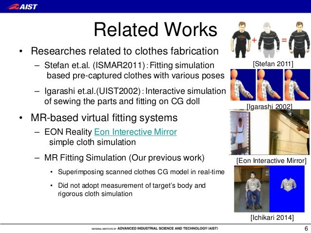 Fitting Simulation Based on Mobile Body Scanning for