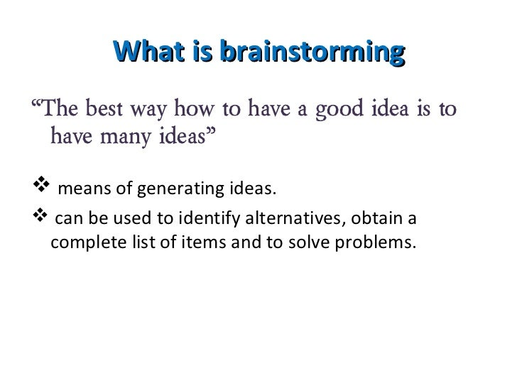 brainstorming before writing essay Try hicortex brainstorming :) it's a handy tool that can help you throughout the essay writing process first of all, you can use the app to quickly capture any initial essay ideas.
