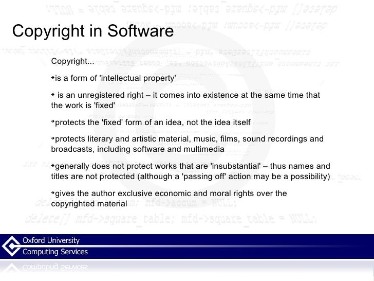 how to add a copyright license