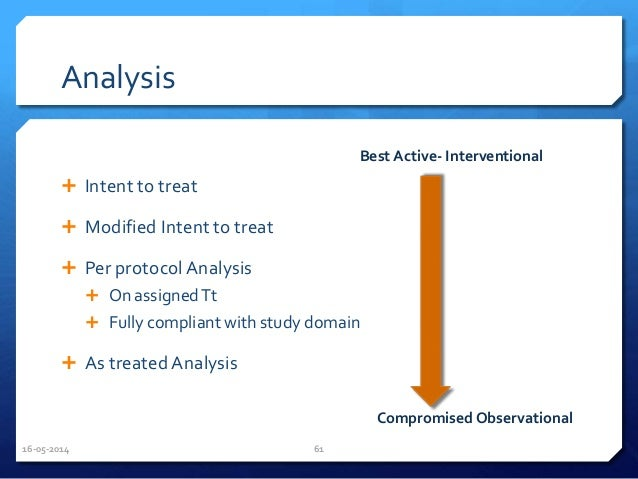 what is intention to treat analysis pdf