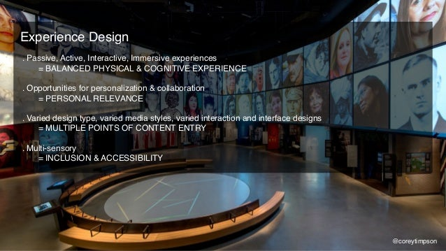 Multi-Sensory Design, Transmedia Inclusive Storytelling (Meet The Media Guru)