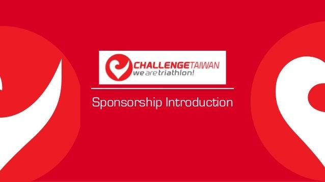 Sponsorship Introduction