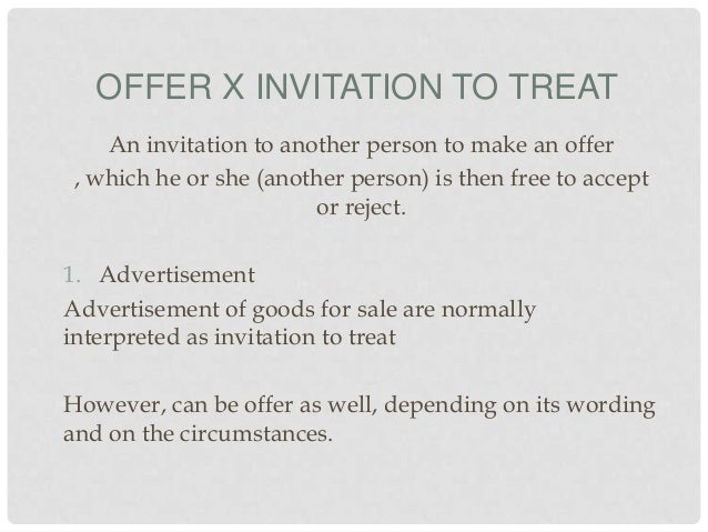 Ct 1 offer x invitation to treat stopboris