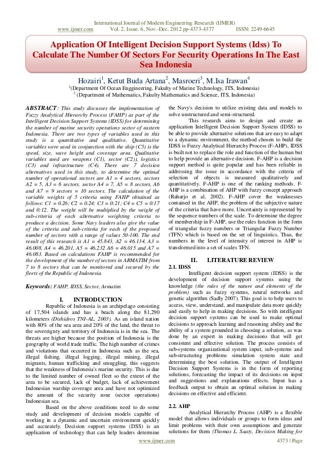 International Journal of Modern Engineering Research (IJMER)              www.ijmer.com             Vol. 2, Issue. 6, Nov....