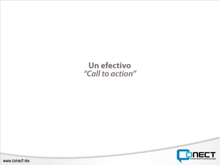 Call to Actions Efectivos