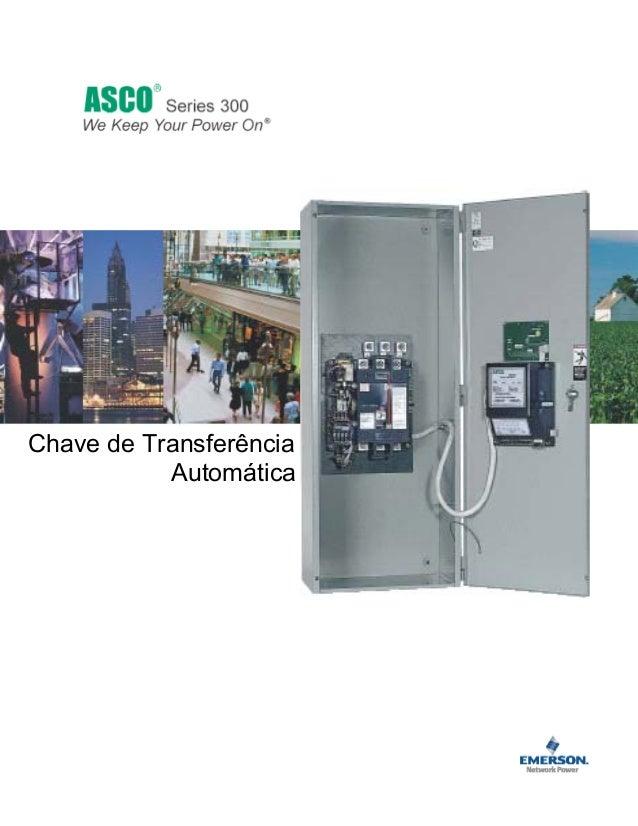 Chave de Transferência Automática