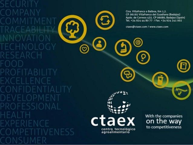 o private o non-for-profit o business association o 50 employees www.ctaex.com CTAEX NATURE