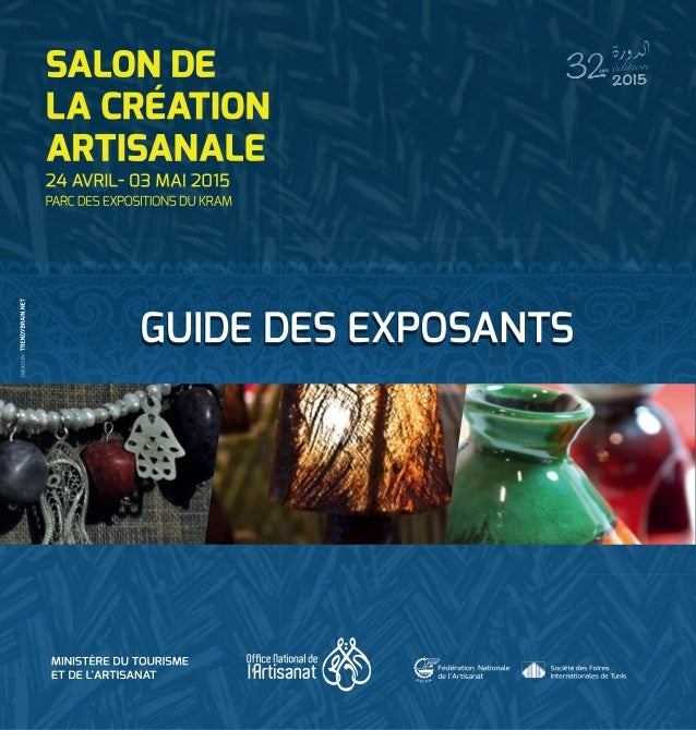 Ctalogue du salon de la cr ation artisanale 2015 - Liste des salons 2015 ...
