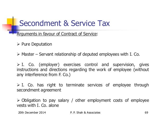 Ctc Expatriate Secondment 31052016