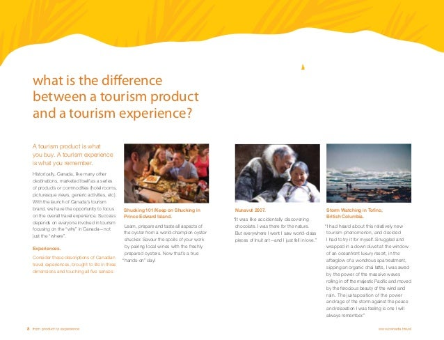 Destination Canada's Experience Toolkit