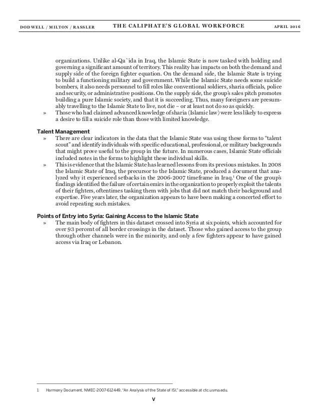 Syrie Recrutement De L Organisation De L Etat Islamique Deux Sene