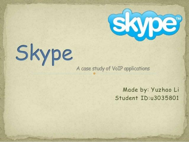Made by: Yuzhao Li Student ID:u3035801