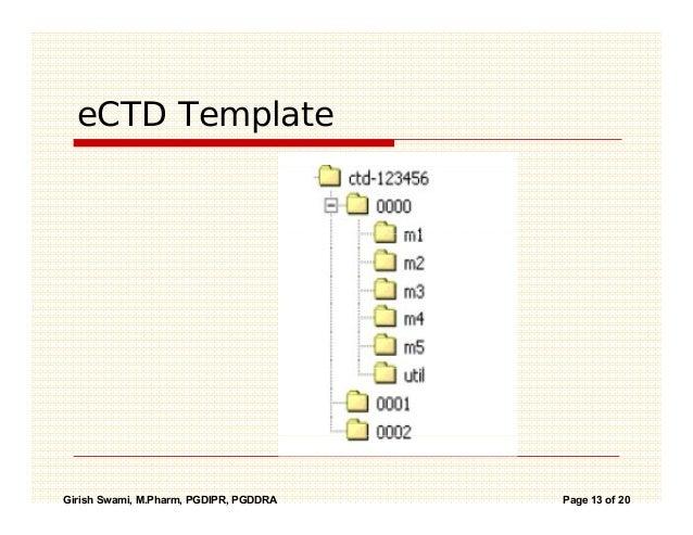CTD/ACTD/eCTD Regulatory Dossier Preparation Services