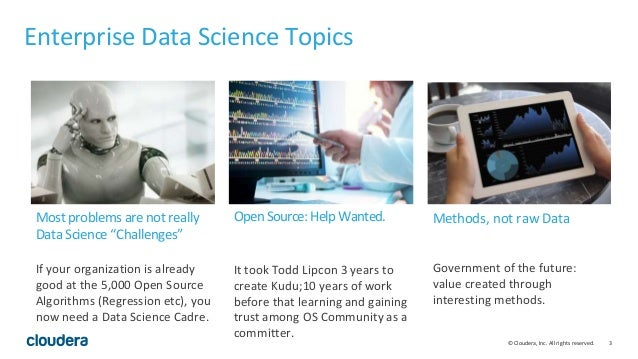From Insight to Action: Using Data Science to Transform Your Organization Slide 3