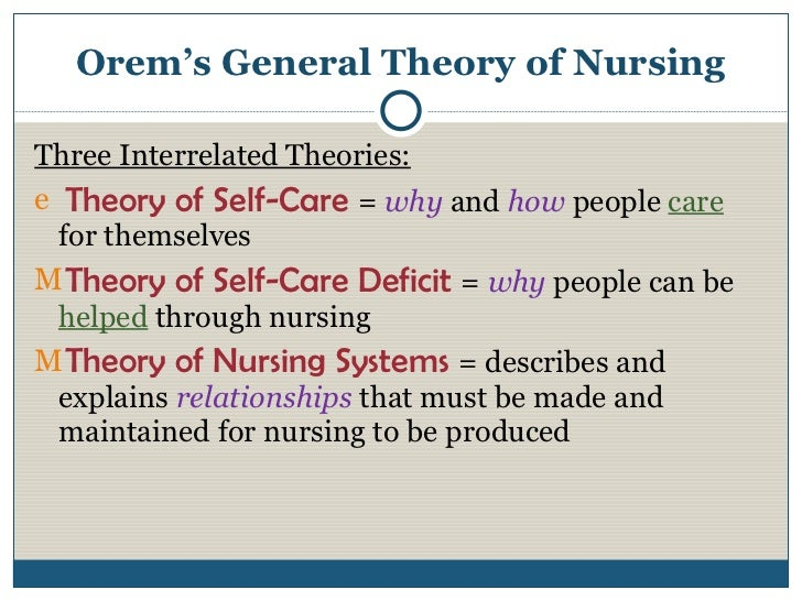 27 Theorists and Theories About Nursing and Health