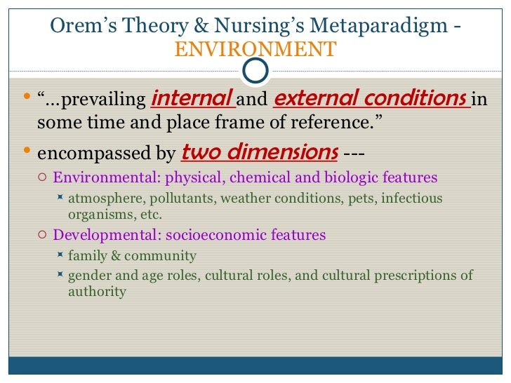concept of care and the nursing metaparadigm In order to provide quality of care, nurses must practise based on theory  one  of the importance of coming up with a concept of nursing would be to explain.