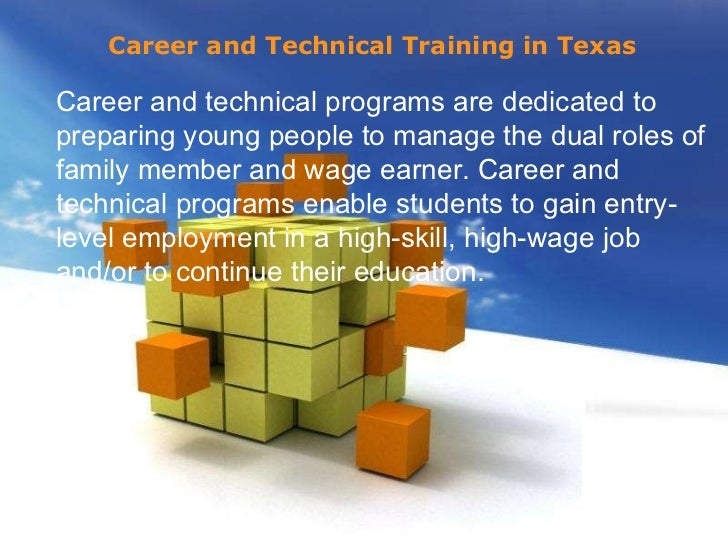 Career and technical education cte 12 free powerpoint templates career and technical training toneelgroepblik Image collections