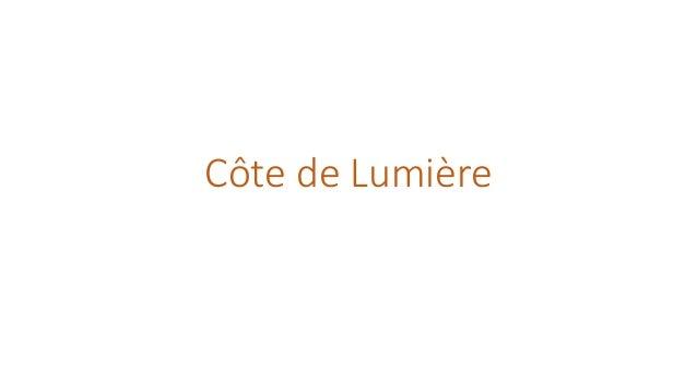 Côte de Lumière