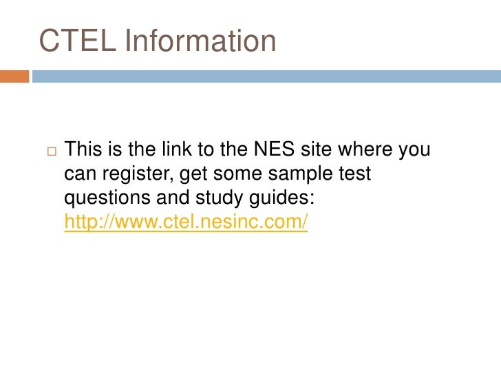 CTEL Study Guide & Practice Test [Prepare for the CTEL Test]