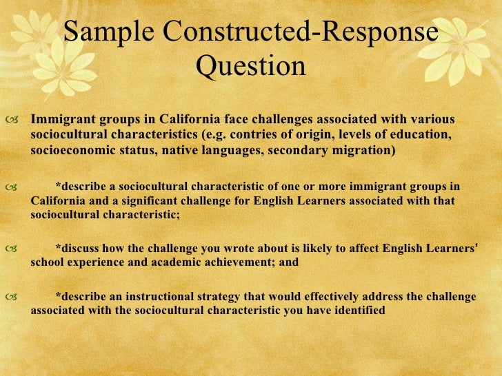 ctel module 3 essay questions