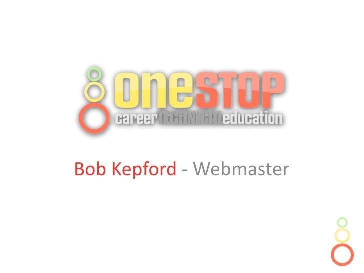 BobKepford‐Webmaster