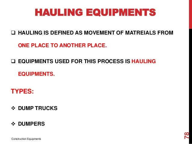 Gear and equipment for rigging and materials handling subpart g.