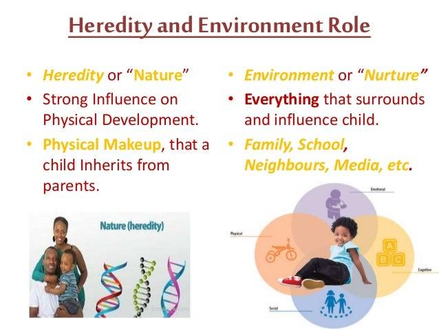 heredity and behavior psychology