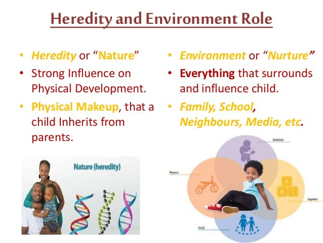 influence of nature on child development