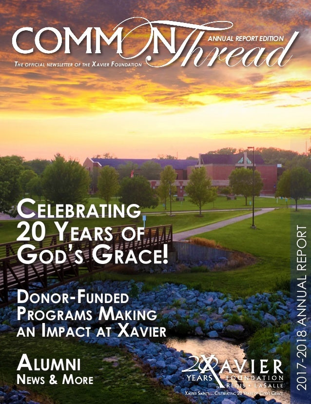 Xavier Foundation Annual Report 2017-2018 on gallery new home plans, william poole home plans, garrell associates home plans, frank betz home plans, dan sater home plans, canada home plans, stephen fuller home plans,