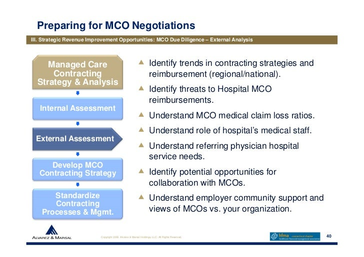 Re-Evaluating Your Managed Care Revenue Improvement Opportunities