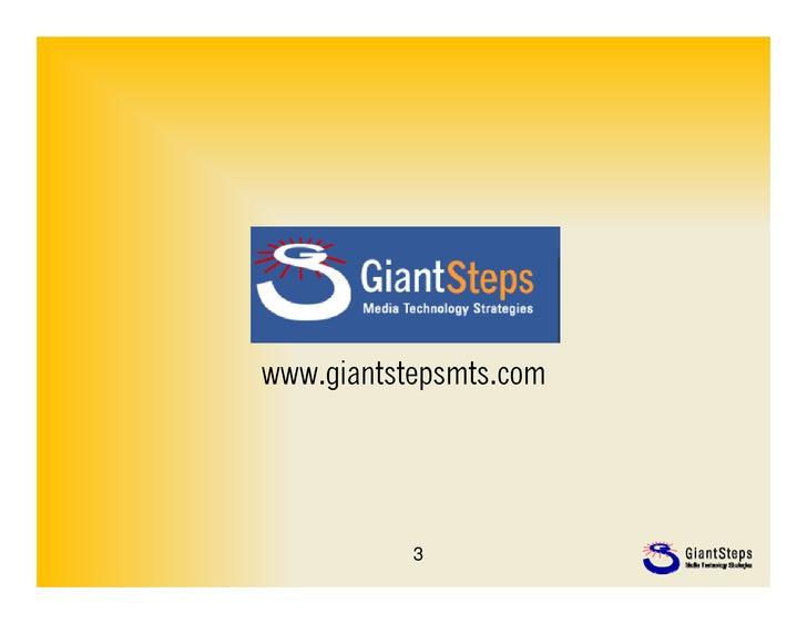 www.giantstepsmts.com           3