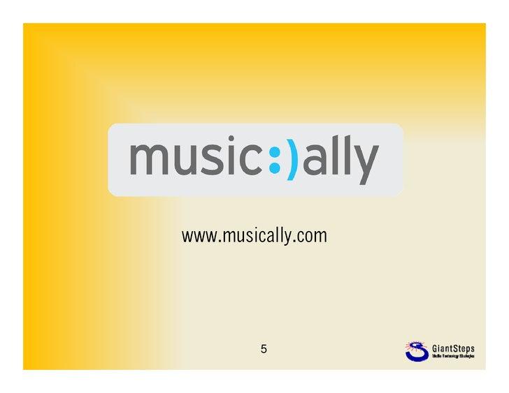 www.musically.com         5
