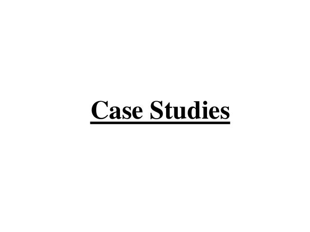 failed project management case studies A case study of project and stakeholder management failures: lessons learned j scott sutterfield, florida a&m university shawnta s friday-stroud, florida a&m university sheryl l.
