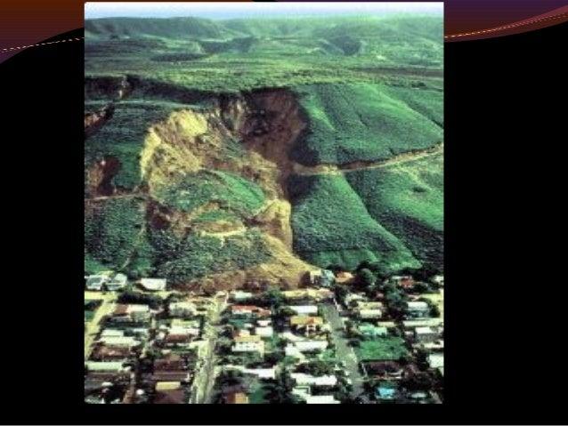 Son fenómenos relacionados con los procesos geológicos externos, en los que intervienen…..