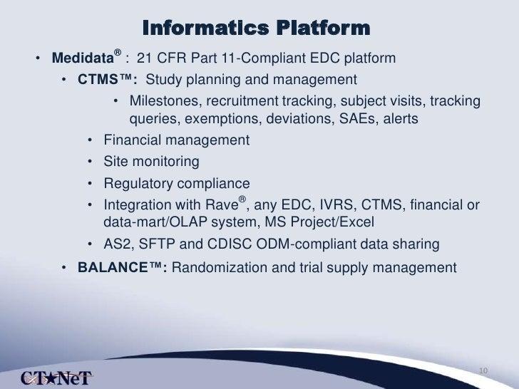 Ctnet Overview Asco 2012