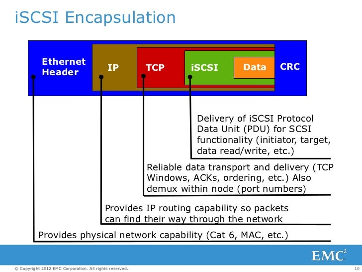 Converged Data Center: FCoE, iSCSI and the Future of Storage Networki…
