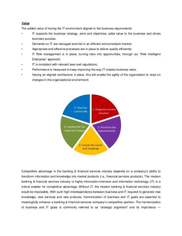 aligning it with business strategy essay Aligning the supply chain strategies with product uncertainties introduction • why should we align supply chain strategy • supply chain strategies in the information era.