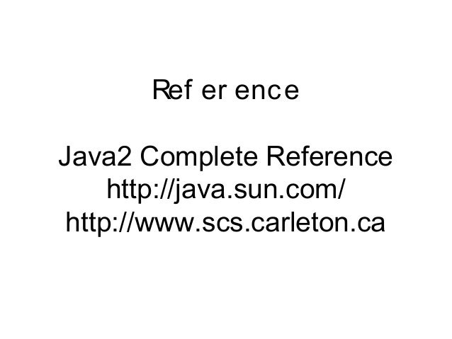 C++ to java