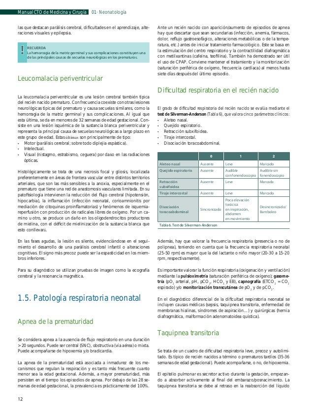 Manual CTO de Medicina y Cirugía  01 · Neonatología  La administración de corticoides prenatales (betametasona o dexametas...