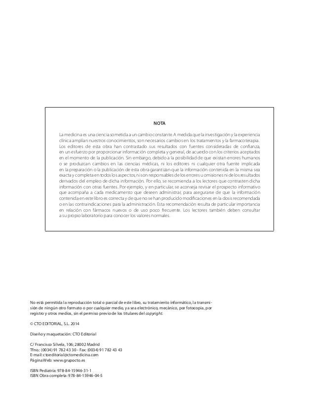 Manual CTO de Medicina y Cirugía 1.ª edición  Pediatría  ENARM México