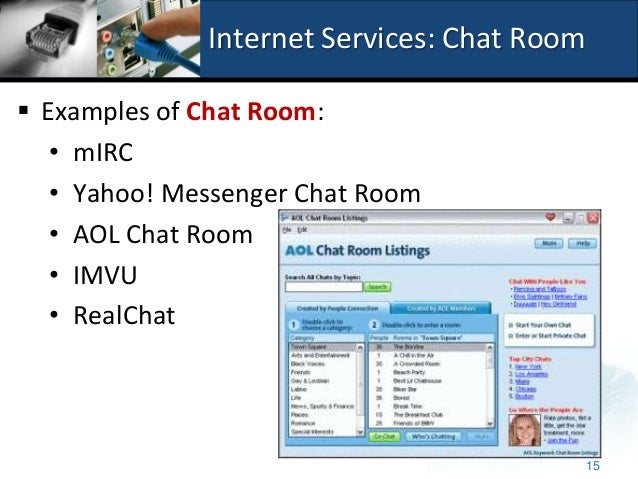Aol Instant Messenger Chat Rooms