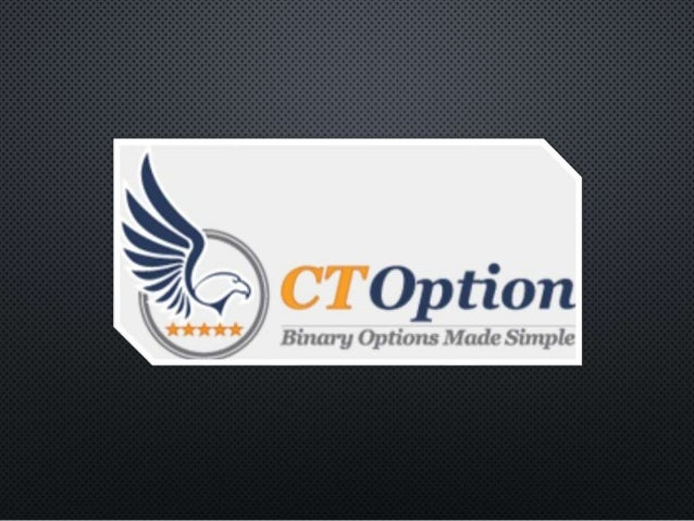 Ct option binary