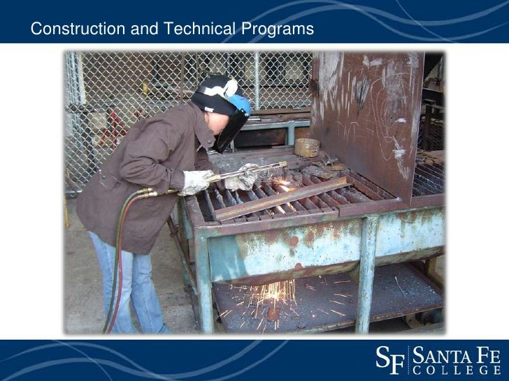 Construction and Technical Programs
