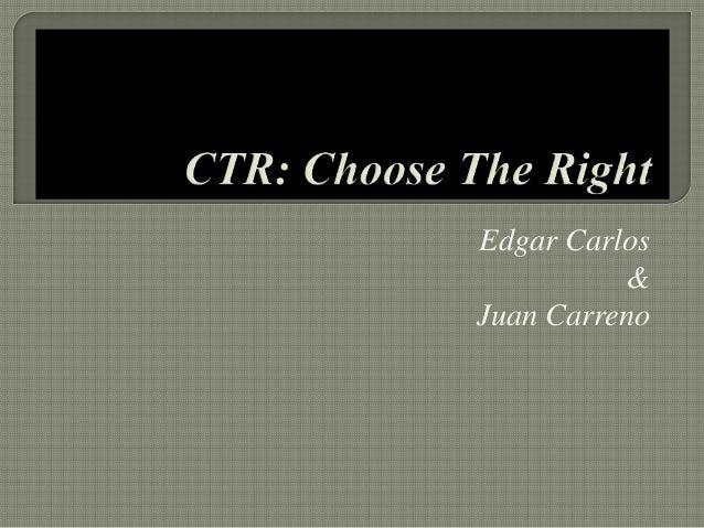 Edgar Carlos & Juan Carreno