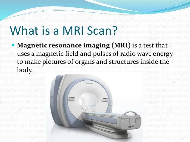 what is a mri machine