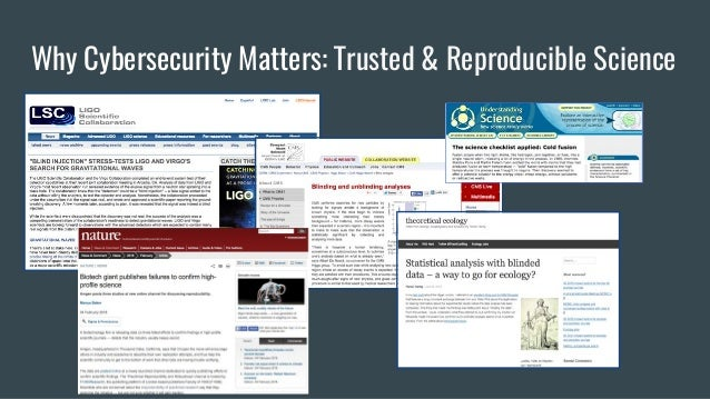 CTSC+SWAMP: cybersecurity resources for your campus Slide 2