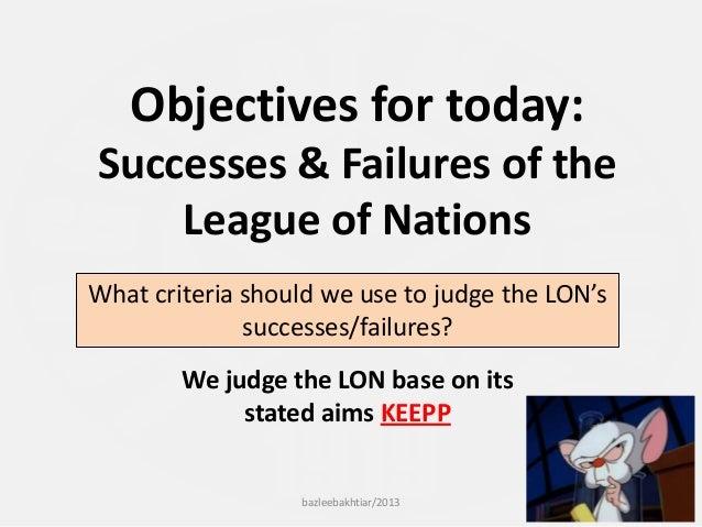 United Nations: A Failure?