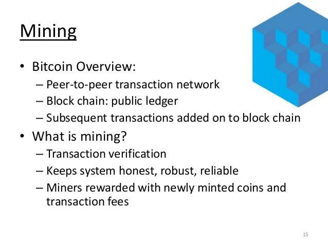 Crypto Think Tank Presentation on Alternative Cryptocurrency Feb 16, … - 웹