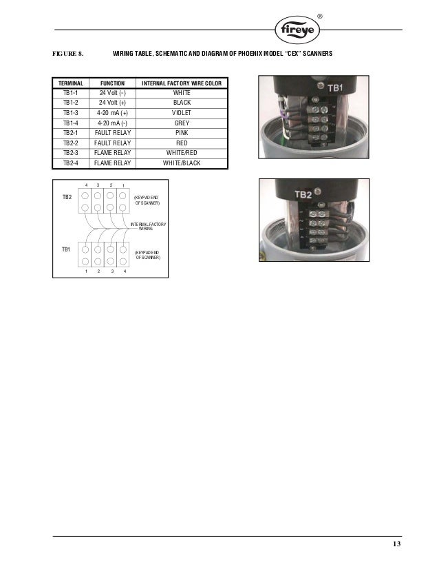 integrated flame scanner for commercial and industrial combustion operations 13 638?cb=1483461174 integrated flame scanner for commercial and industrial combustion ope industrial combustion wiring diagrams at bayanpartner.co