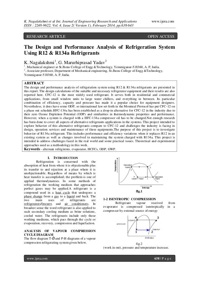 K. Nagalakshmi et al Int. Journal of Engineering Research and Applications ISSN : 2248-9622, Vol. 4, Issue 2( Version 1), ...